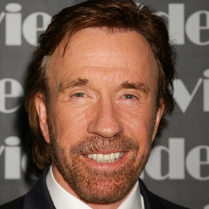 Happy Birthday Chuck Norris! He turns 73 today...2013