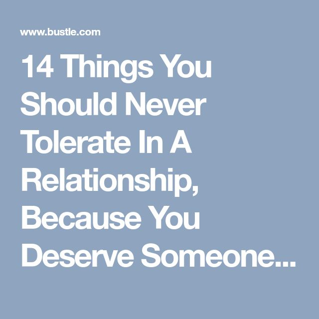 14 Things You Should Never Tolerate In A Relationship, Because You Deserve Someone Who Wants You To Succeed