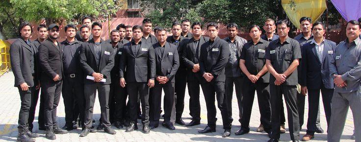 Denetim Security in Delhi: SECURITY GUARDS AGENCY IN DELHI
