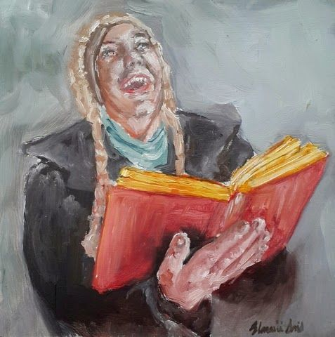 Art by Elmarie Smit: Things to do and places to go...on the internet!