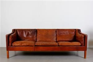 Køb og sælg moderne, klassiske og antikke møbler - Børge Mogensen, tresits-soffa, modell 2213 - SE, Norrköping, Finspångsv.