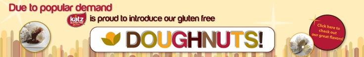Certified Gluten Free Baked Foods