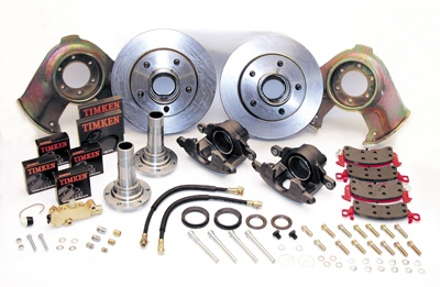 Disc Brake Kits & Conversions - WILD HORSES Early Ford Bronco Parts