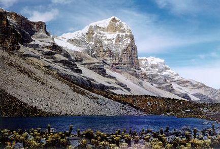 Nevado del Cocuy. Colombia