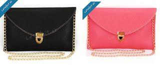 Súťaže, zdieľačky, kupóny, zľavy.: Listové kabelky