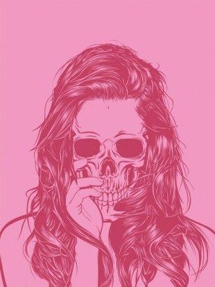 real skulls