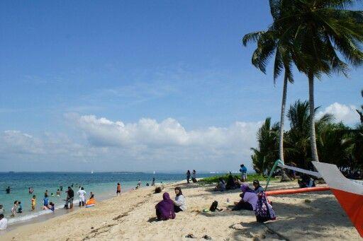 Pulau Beras Basah, Bontang .....