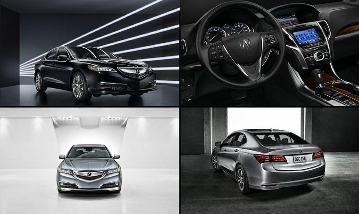 """""""Acura TLX much more than rebadged Accord"""" http://ow.ly/vW89g -AN"""