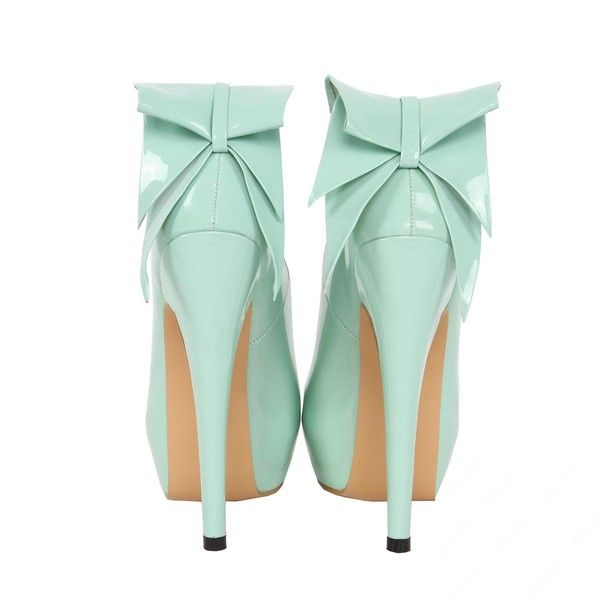 Refreshing Little Green Platform Stiletto Heels ($58) ❤ liked on Polyvore featuring shoes, pumps, green shoes, platform stiletto shoes, green stilettos, stilettos shoes and stiletto heel pumps