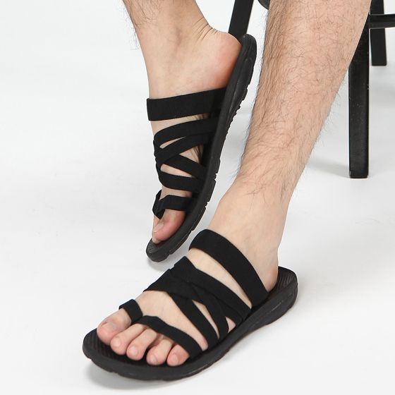FREE SHIPPING Vietnam shoes summer sandals male slippers summer personality male sandals beach sandals and slippers casual $19.04