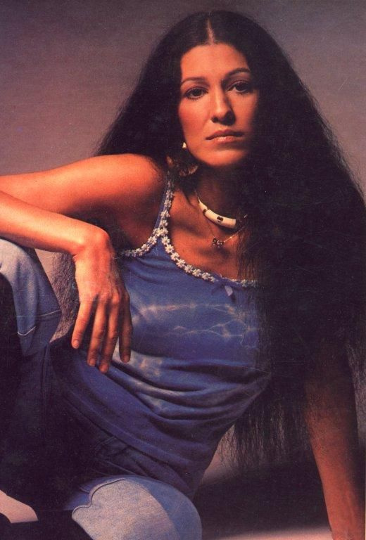 Rita Coolidge - Cherokee. Creator of Native American music trio, Walela.