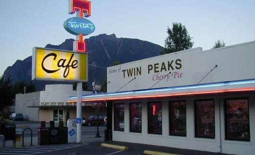 Double R Diner (& Twin Peaks Filming Location), North Bend ...
