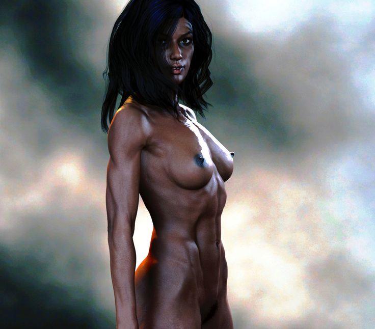 Savage Beauty by alienarea