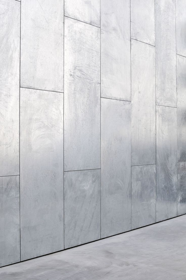 Joliark · Tappen · Divisare materialisatie gevel metaalplaat plaatmateriaal platen metaal