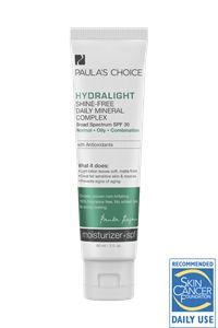 Hydralight+Shine-Free+SPF+30+#paulaschoice+#fragrancefreeproducts+#crueltyfreeproducts
