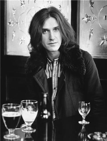Barrie Wentzell | Ray Davies, Muswell Tavern, London, 1972