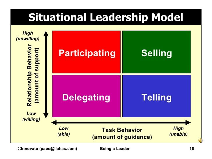Situational Leadership® Guide: Definition, Qualities, Pros & Cons, Examples
