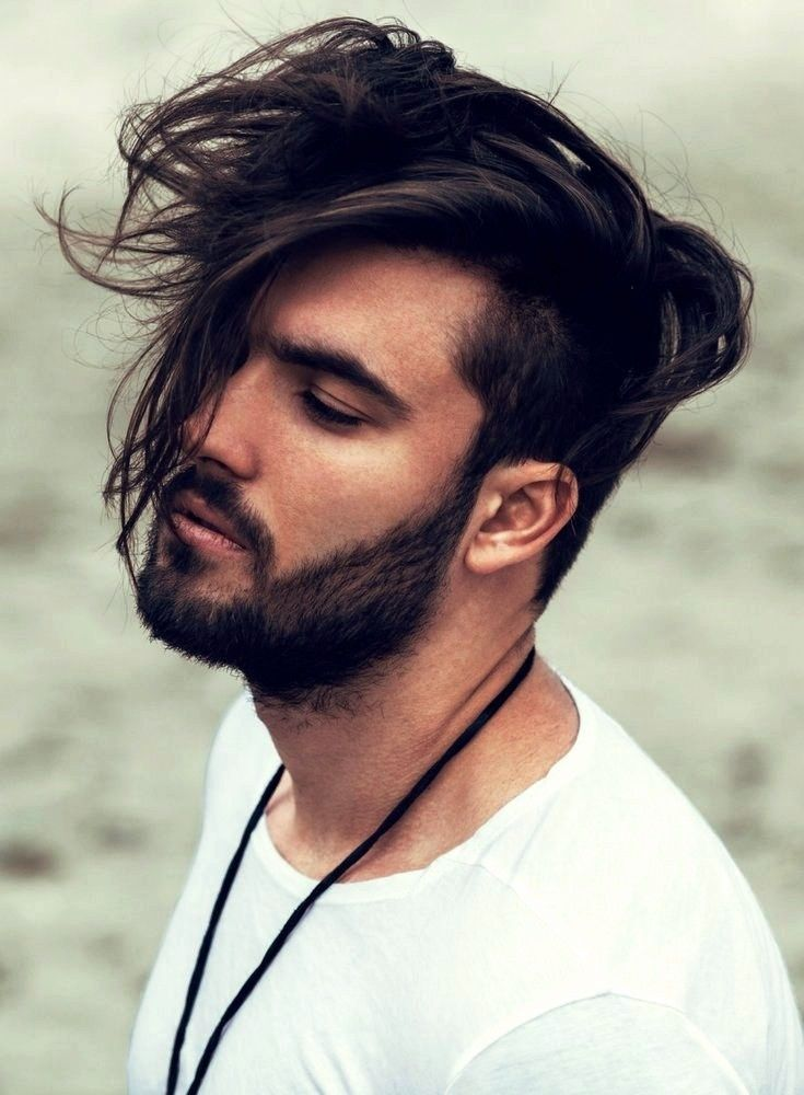 20 Beste Undercut Frisuren Fur Manner Pria Rambut Panjang