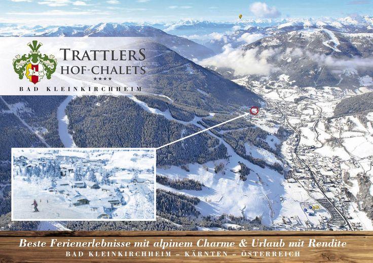 Hof Chalets Trattler. Verkauf durch CasaHome Immobilien AG. Ferienimmobilien mit Rendite