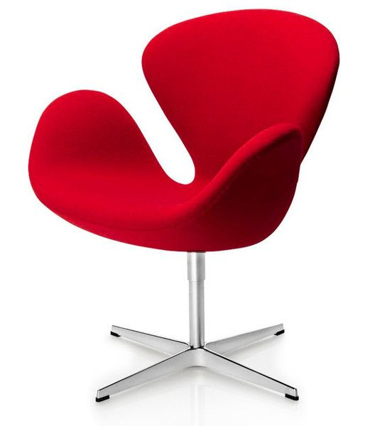 Arne Jacobsen, Swan Chair, for Fritz Hansen, 1958