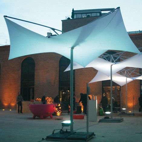 14 Best Canopies Images On Pinterest Decks Shade Sails