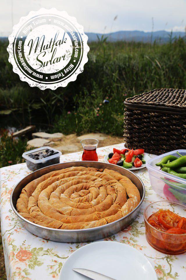 El Açması Kıymalı Börek Tarifi | Mutfak Sırları