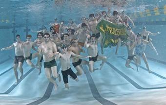 Awesome swim team photo!