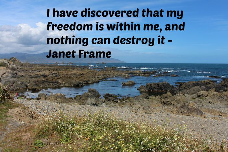 Is your freedom within you?