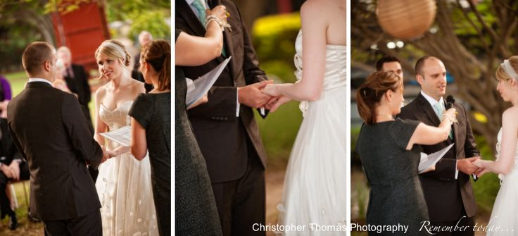 Wedding Photography Brisbane, Eves on the River, wedding ceremony, Christopher Thomas Photography