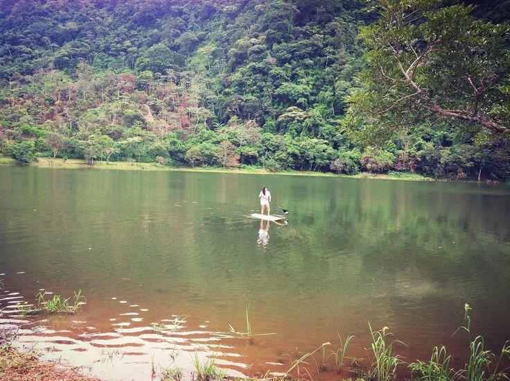 Lagoa S. Jorge. July, 2013