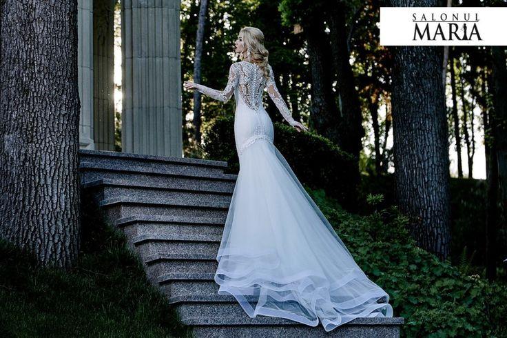 Salonul Maria rochii de mireasa din Colectiile 2016. Intra acum pe Wedding Box si vezi noile modele de rochii de mireasa de la Salonul Maria!