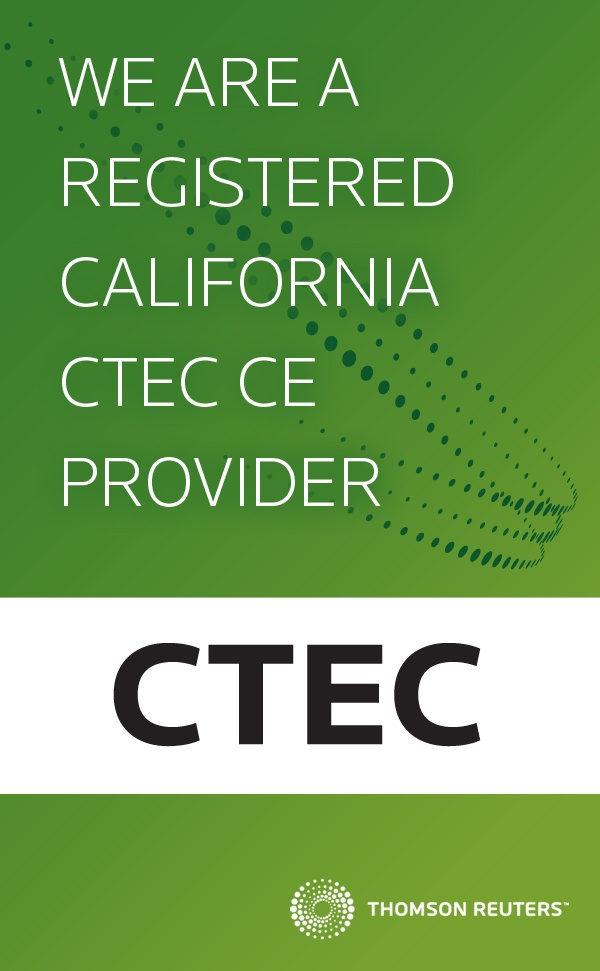 The California Tax Education Council (CTEC) was established by the ...