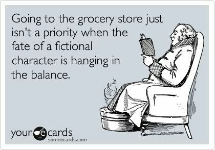Fact.: Ecards Funnies, Fictional Characters, Bookselling Humor, Fiction Character, Hunger Games, Folding Laundry, The Vampire Diaries, Good Books, The Hunger Game