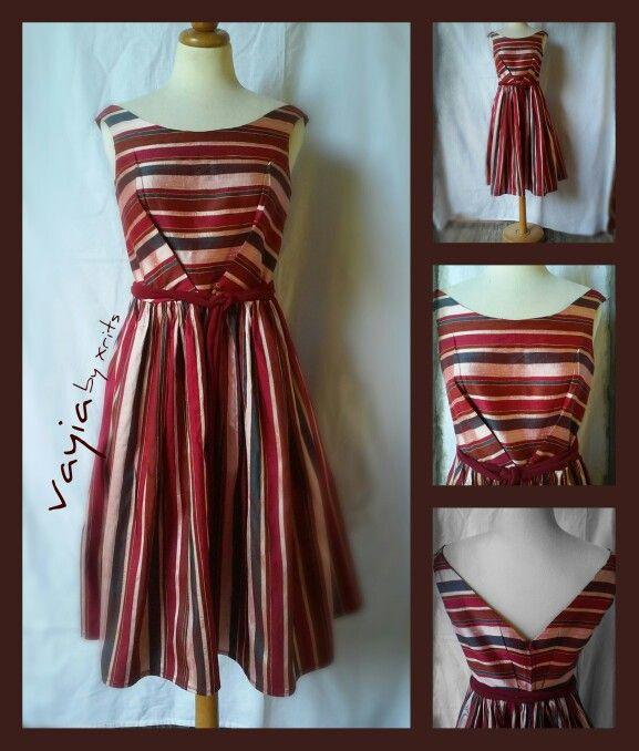 Silky stripes