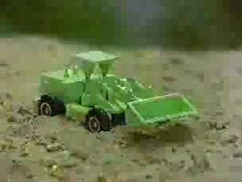 Transformers Devastator Commercial