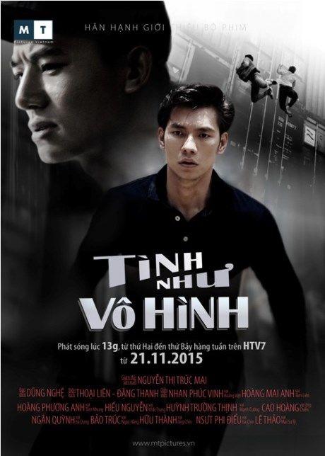 Phim Tình Như Vô Hình  | Việt Nam | HTV7