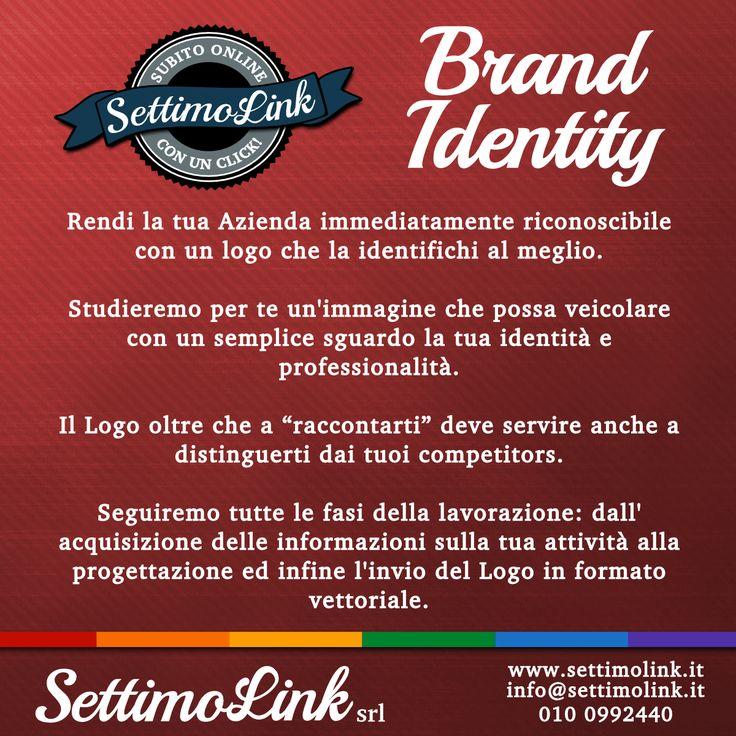 Il logo identifica la tua azienda