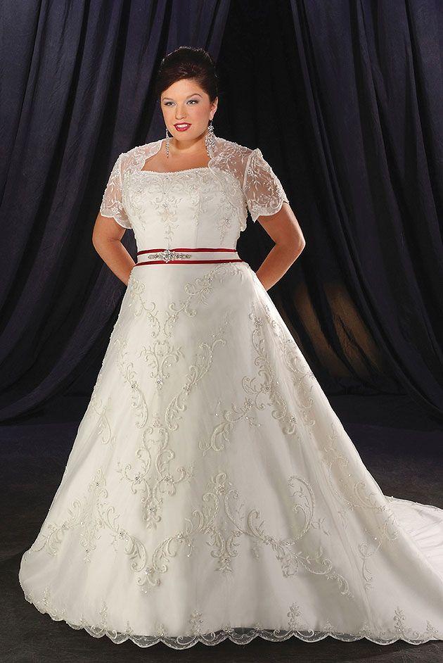 Used Plus Size Wedding Dresses