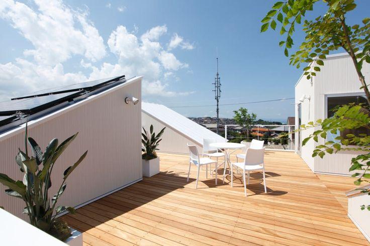 휑한 옥상의 변신, 삶에 여유를 불어 넣는 옥상 인테리어 6 (출처 MIYI KIM)