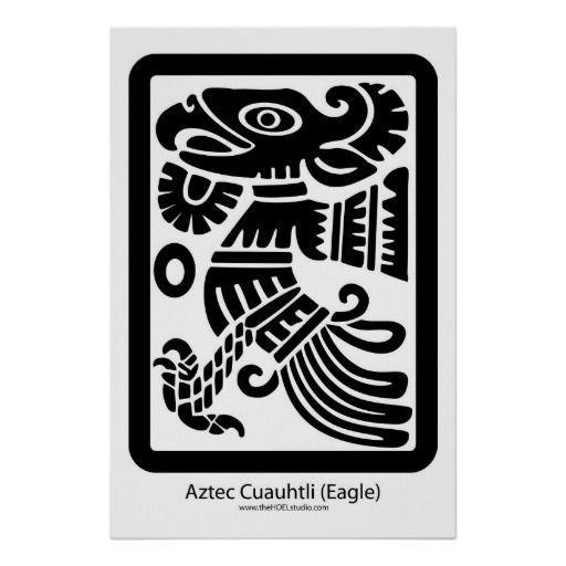 Cuauhtli azteca