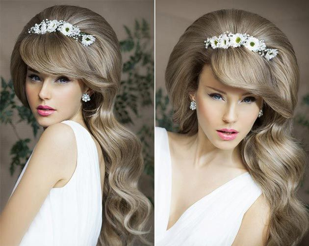 Beauty Tips Bridal And Wedding Hairstyles For Long Or: Super-Cute Bridal Hairstyles Every Girl Would Love To Wear