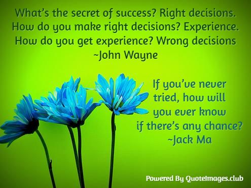 John Wayne and Jack Ma quote image