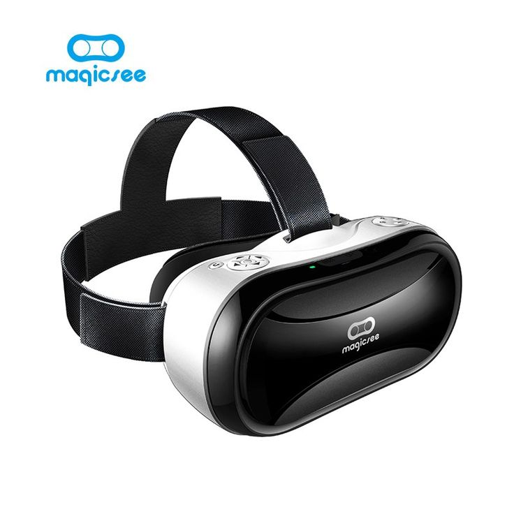 All in One FOV90 3D VR Andriod 5.1 2K Resolution 2560 * 1440 BT4.0 3D Game Movie