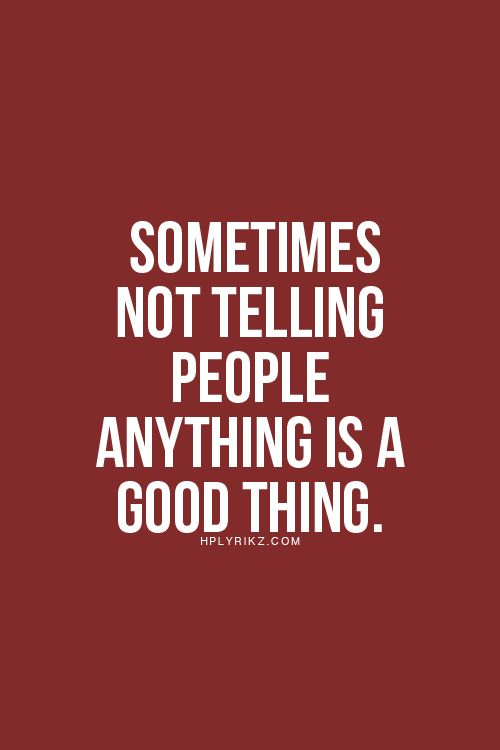 And that's exactly what I do... I let them keep thinking what they want to think... it just shows their true colors