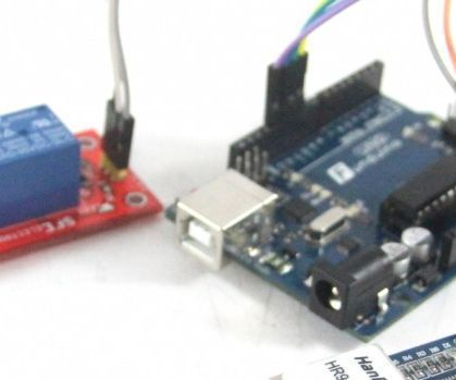 Arduino Webserver Controller Using Ethernet ENC28J60 and Arduino
