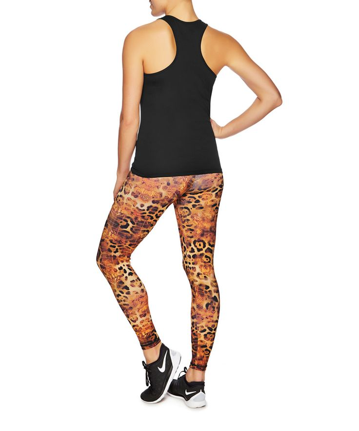The current craze....brown leopard crazy prints.  www.brasilfitusa.com #brasilfitusa #lovedbyeverybody #crazyprints