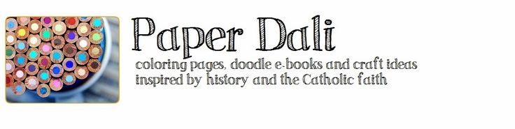 Paper Dali :: Lots of cool coloring pages!