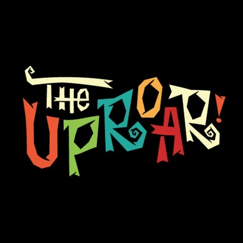 The Uproar!: Sweet Typography, Invi Creatures, Blog Archives, Dogs Books, Design Typography, Invisible Creature, Creatures Speaking, Spaces Dogs, Don Clarks