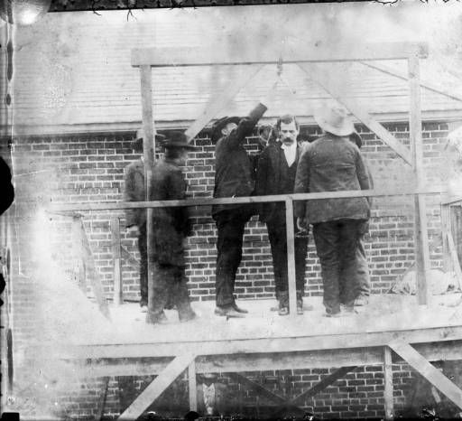 Hanging Of Black Jack Ketchum :: Western History