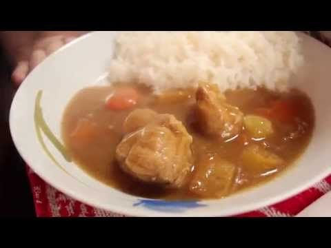 Ricetta Curry Giapponese - YouTube